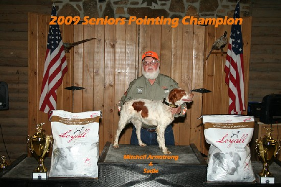 2009 Senoir National Champion